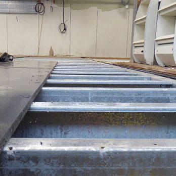 Sub Floor Prep & Damp Proofing