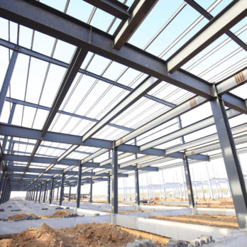 Structural Steel & Fabrication