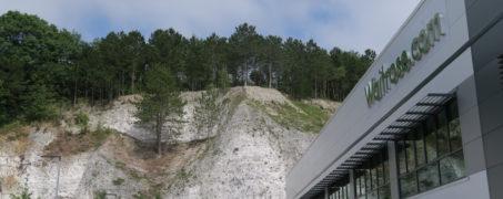 Cliff Stabilisation Works